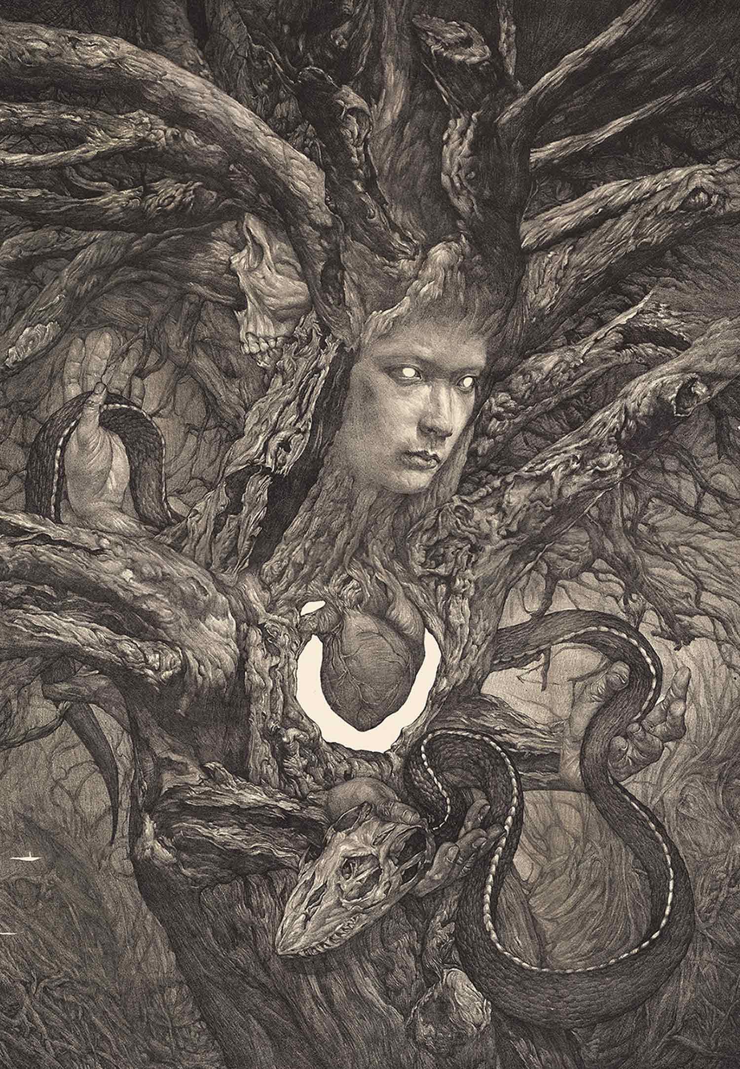 Eden's Adam Gensis by So PineNut