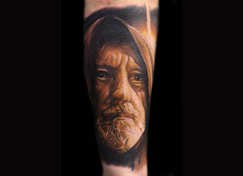 Obi Wan Kenobi by Max Pniewski