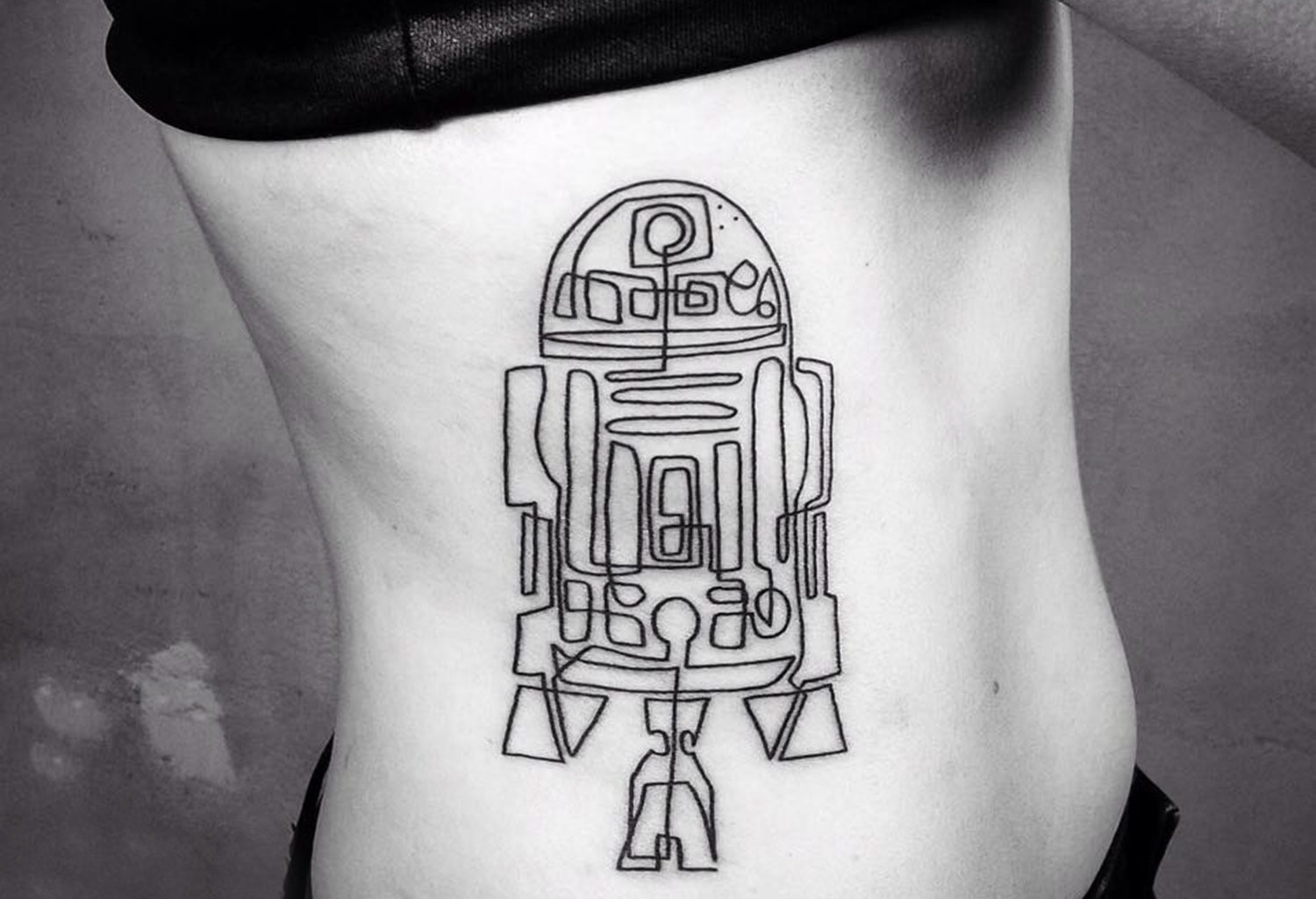 Star Wars Tattoo 31