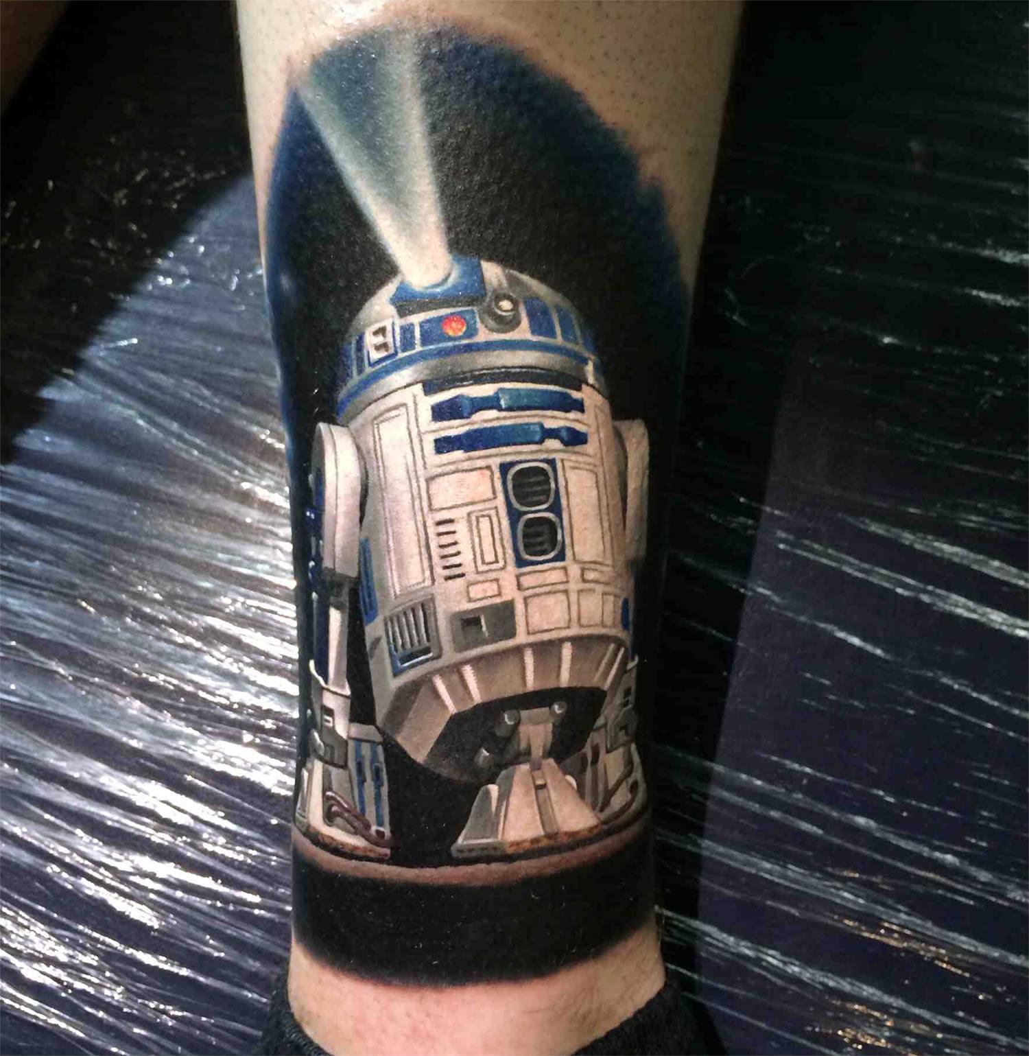 R2D2 by Kegan Hawkins