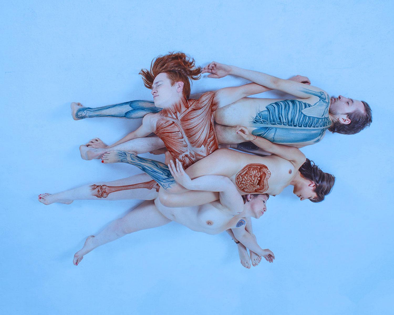 Visceral - Photograph by Paola Rojas H. and David Pérez