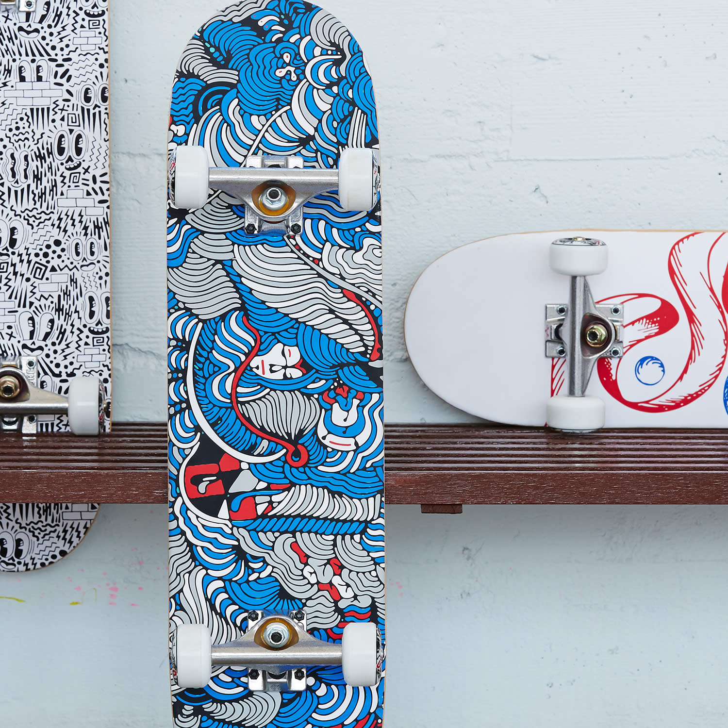 skateboards by by PepsiCo Design & Innovation