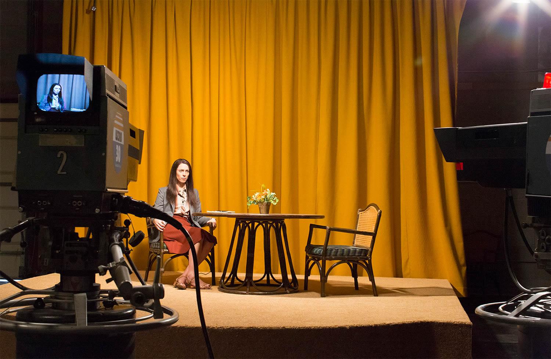 Rebecca Hall, Christine movie