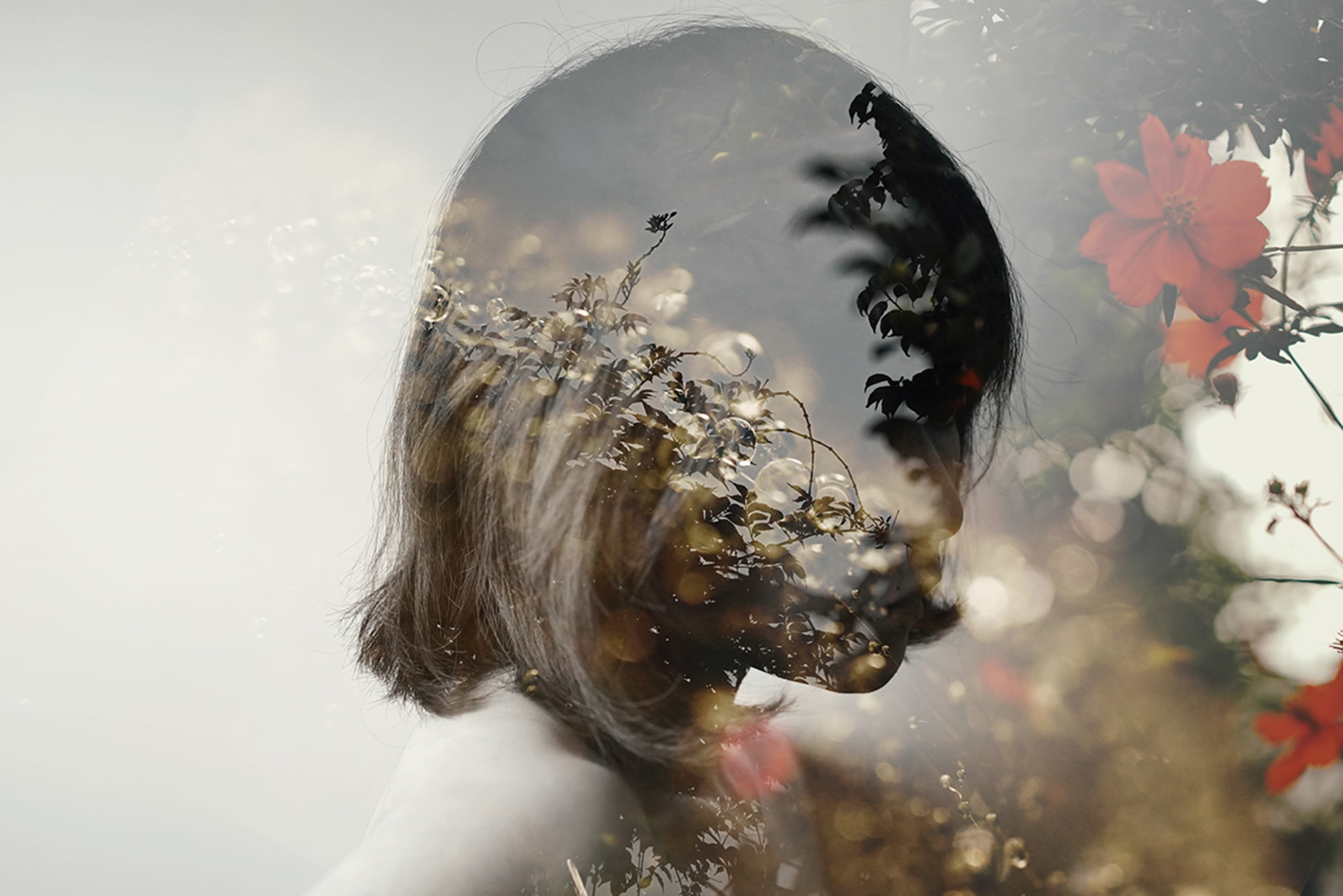 Tokyo-based Artist Miki Takahashi Launches New Double-Exposure Pics