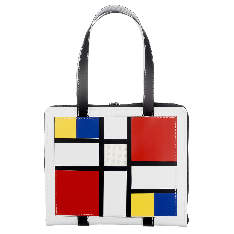 Mondrian bag Teip by Ari Korolainen