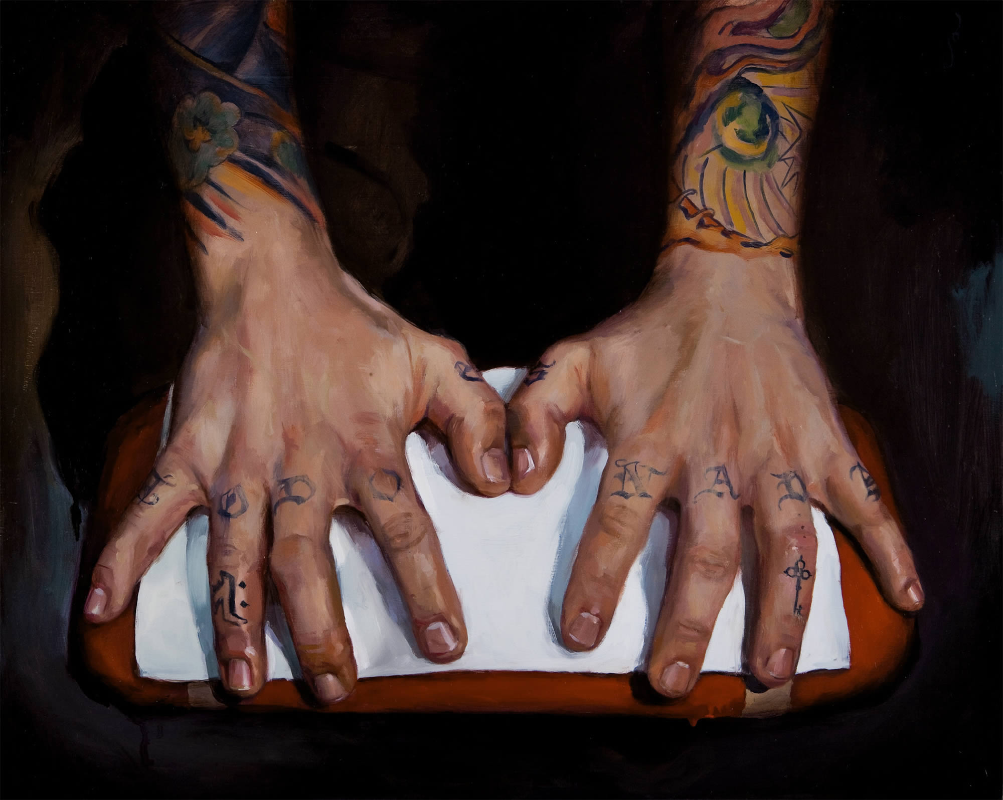 9 Tattoo Artists Who Have Also Made a Career as Painters