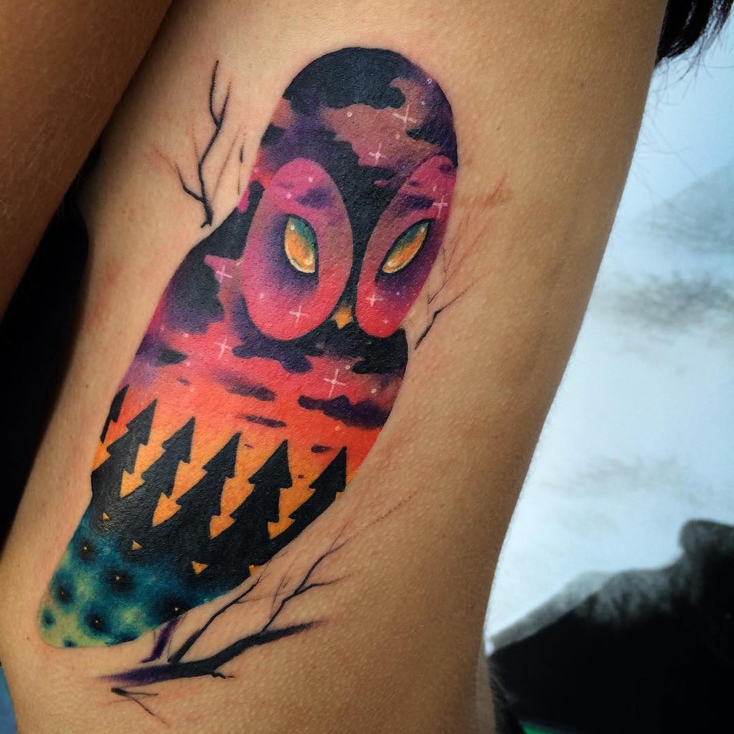 tattoo Giena Todryk