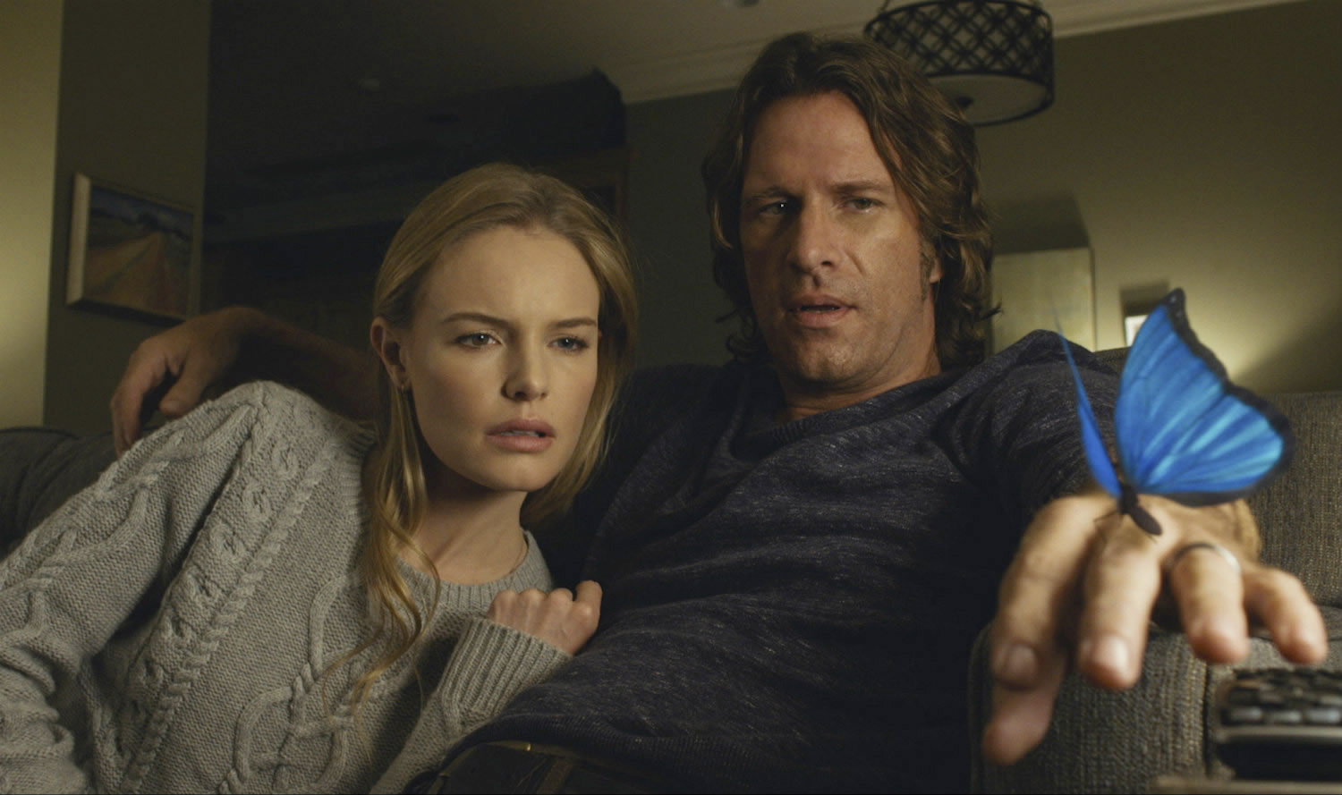 thomas jane with blue butterfly in before I wake movie