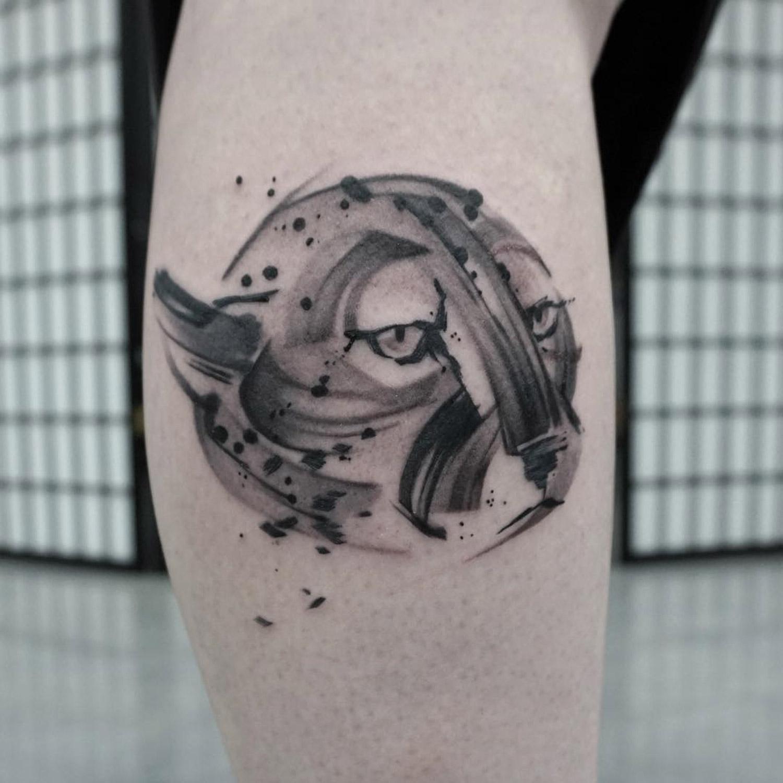 Tattoo by Lee Stewart