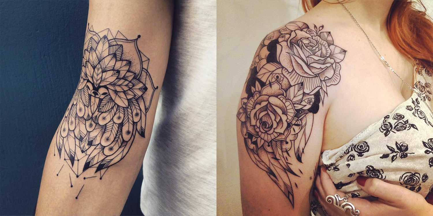 tattoos by Supakitch