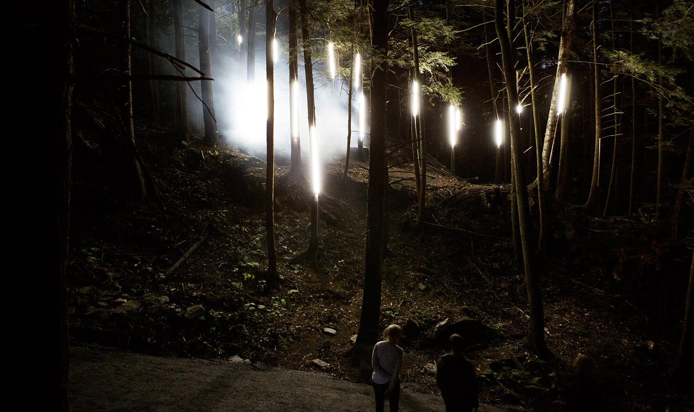 Moment Factory, Foresta Lumina