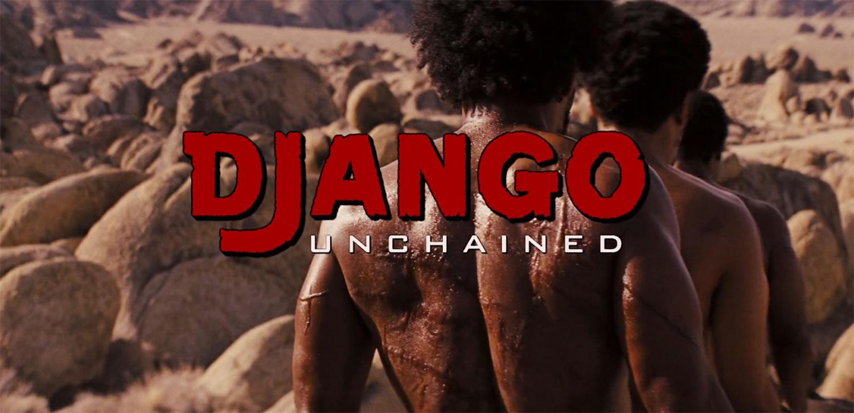 django unchain same font from sergio corbucci's western