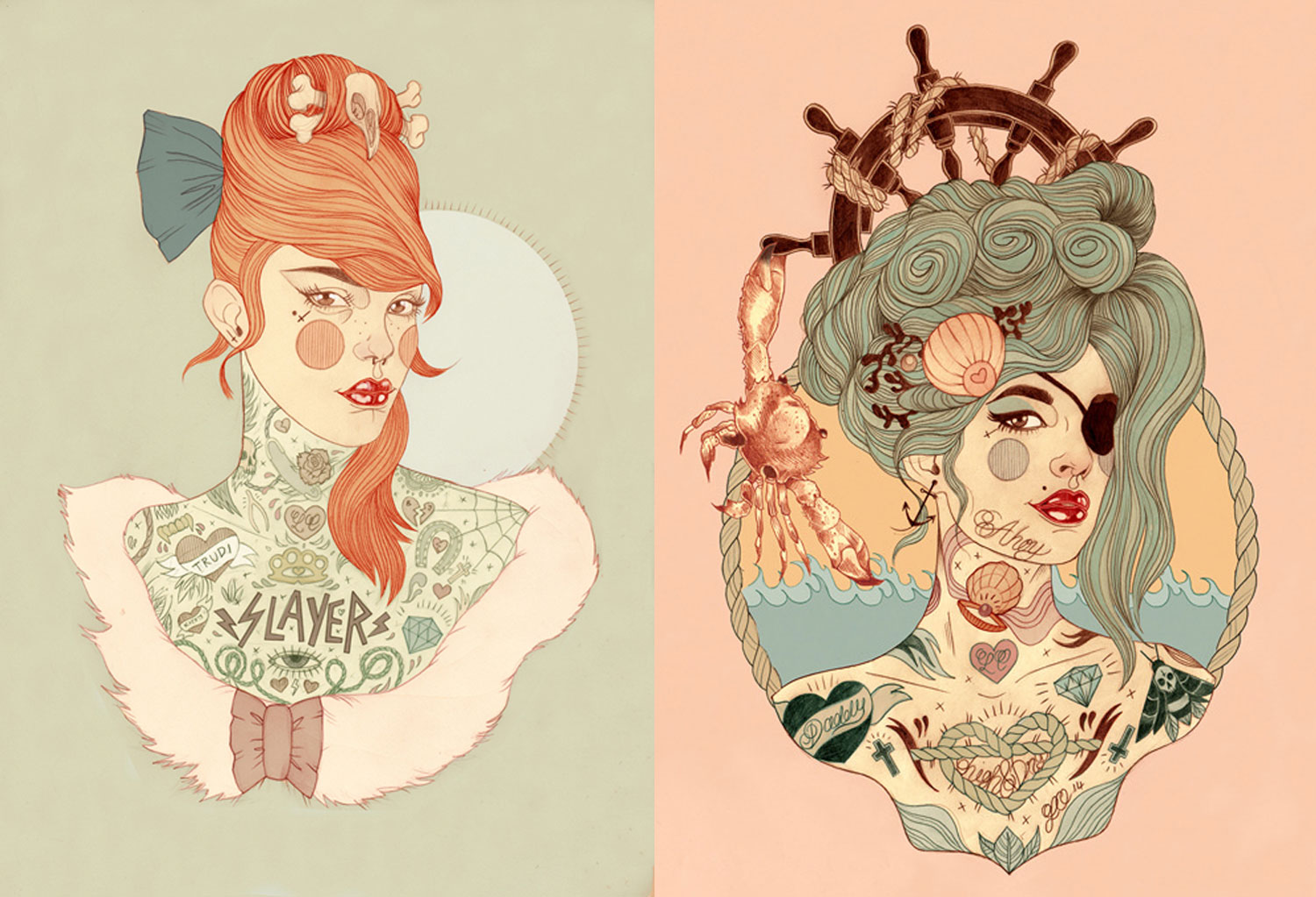 Illustrations by Liz Clements