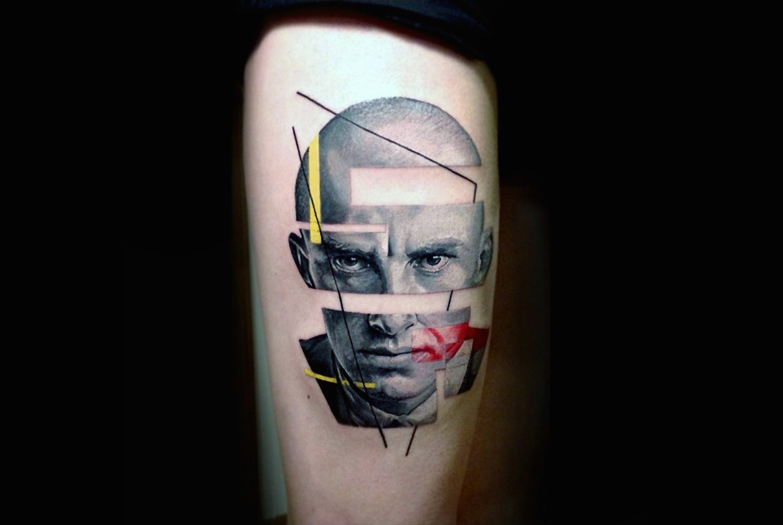 Vlad Tokmenin Tattoo