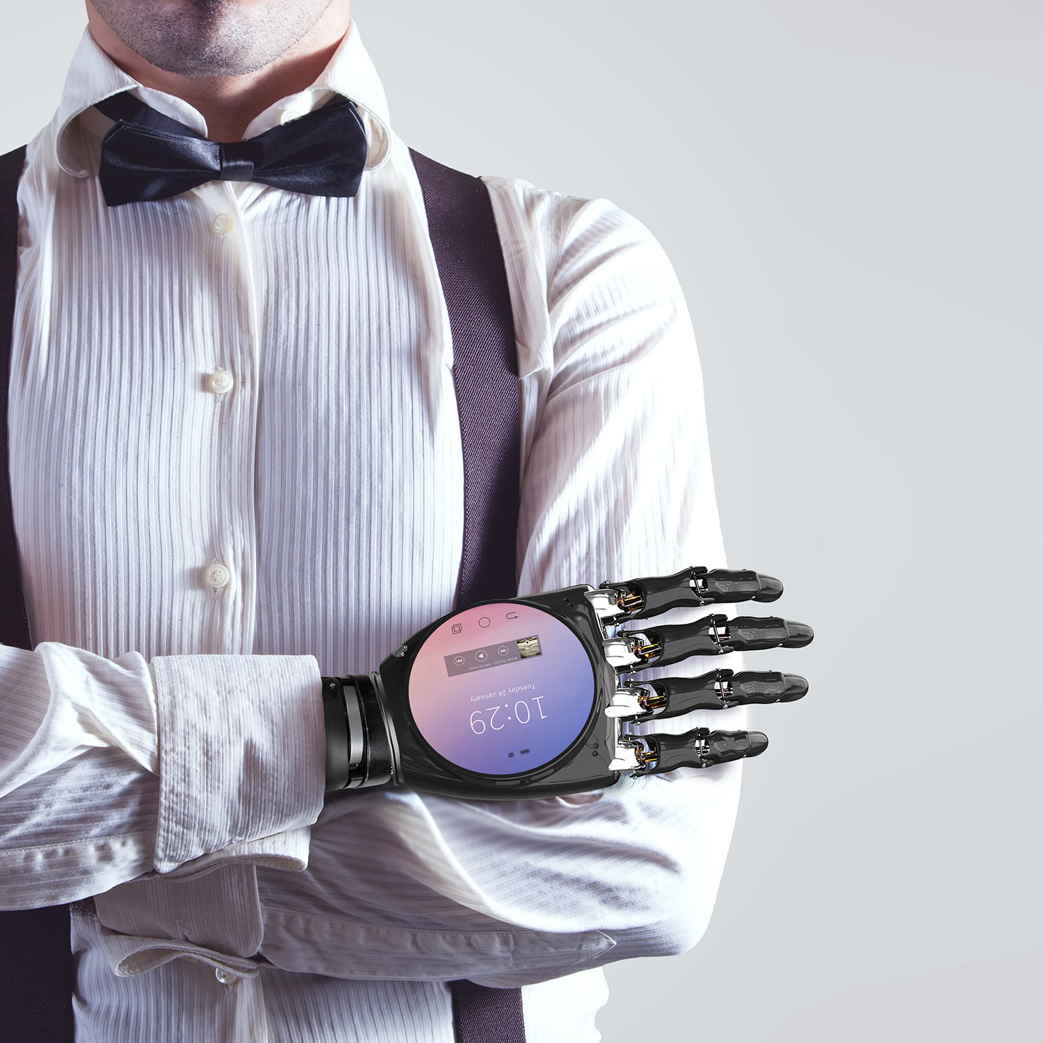 Sph Smart Prosthetic Hand by Young Jo In