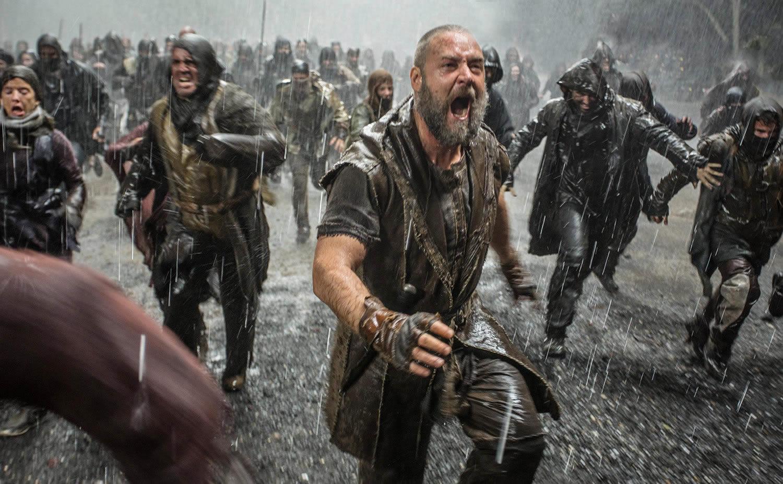 Russell Crowe n Noah