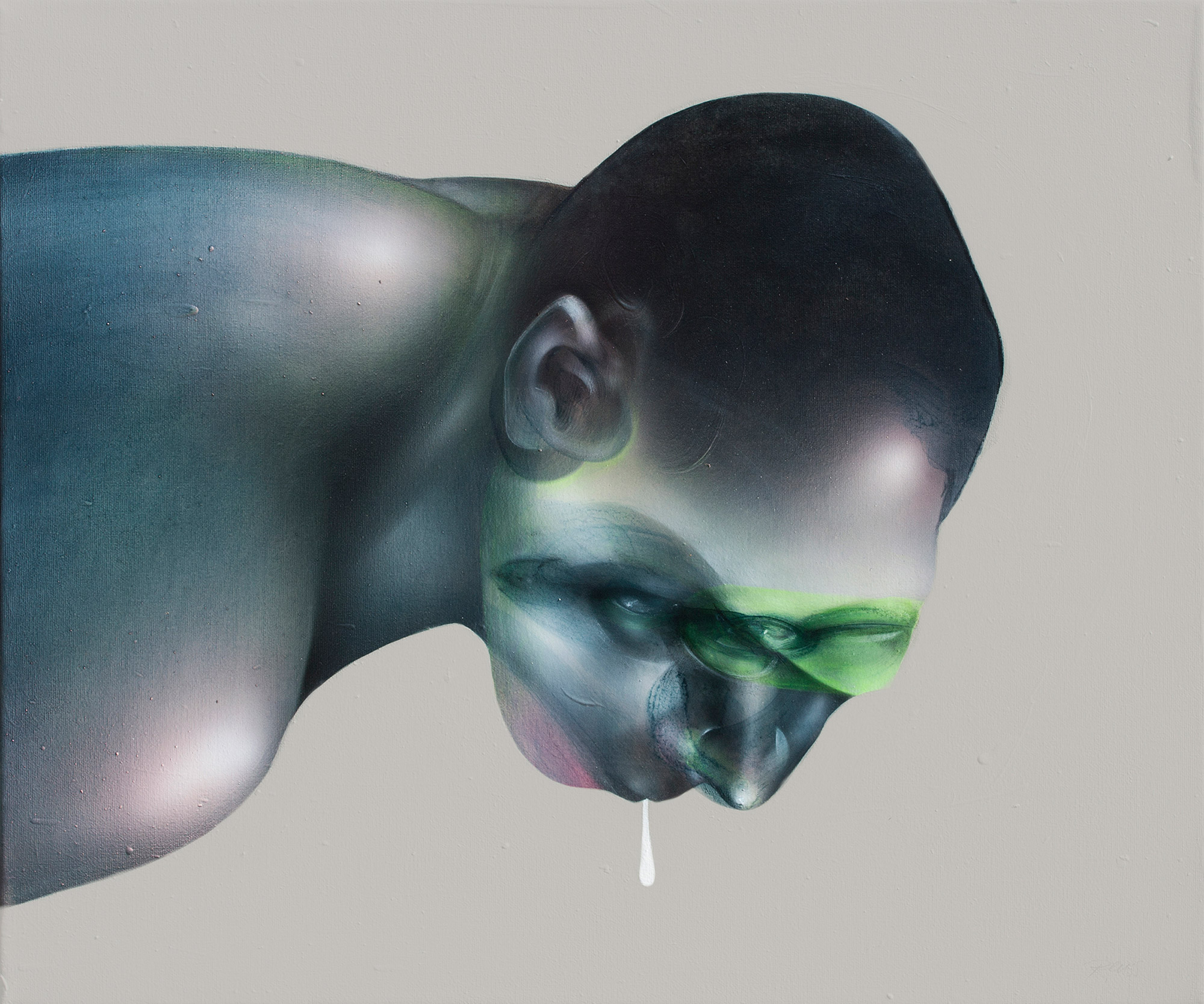John Reuss - Spit