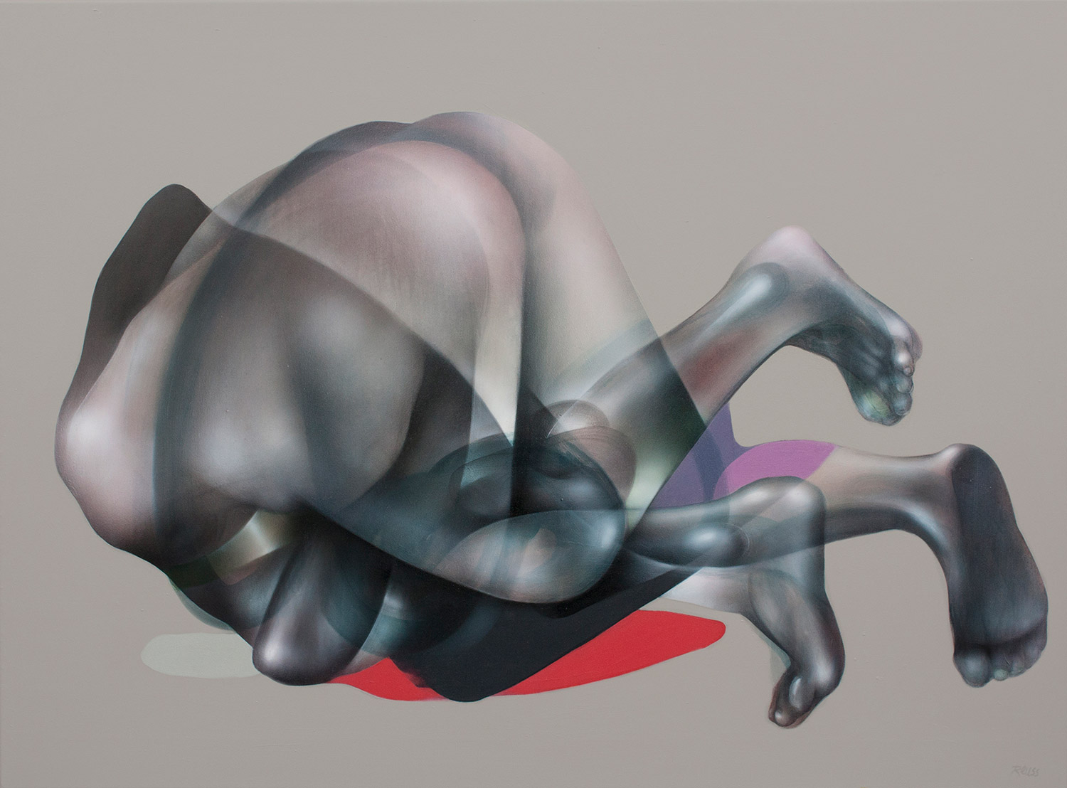 John Reuss - Internal Loop