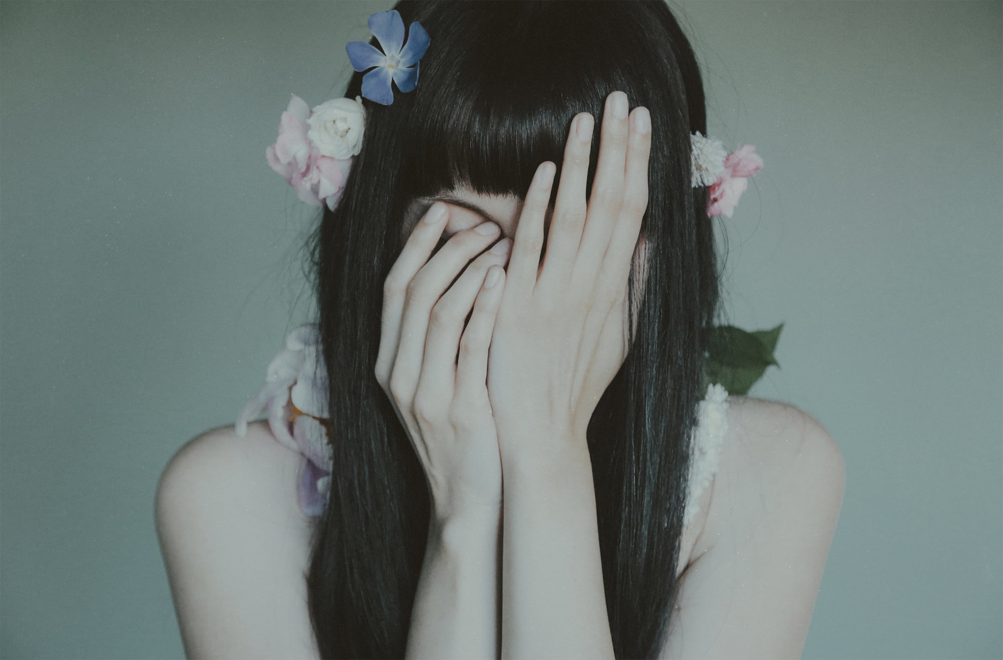 Don't Shy Away From Love: The Poetic Photographs of Anna O.