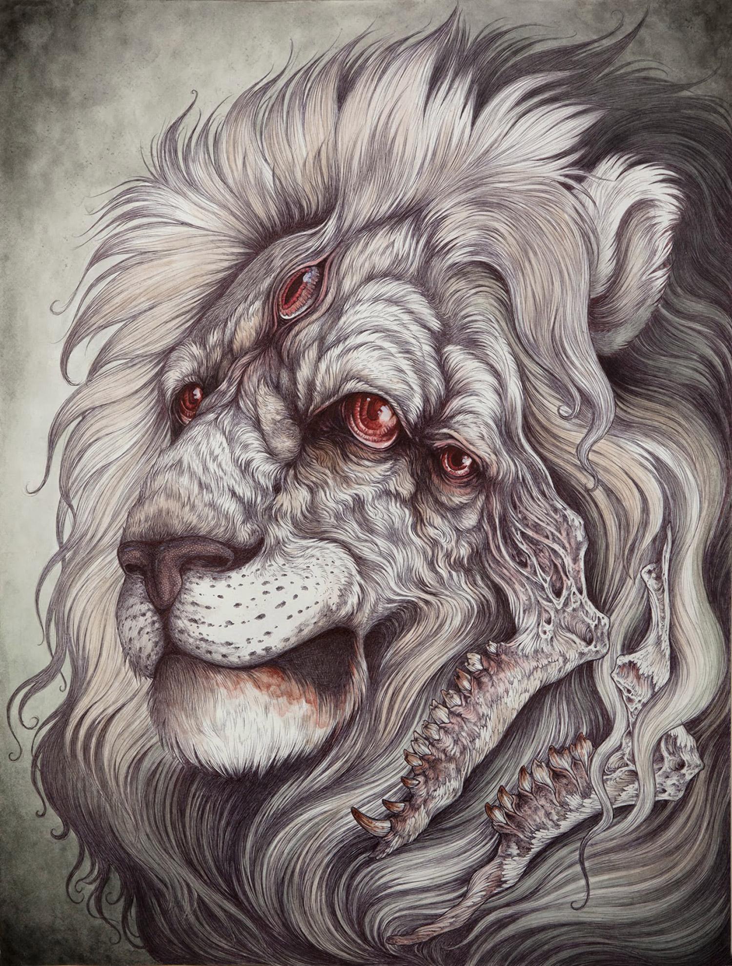 Caitlin Hackett - The Nemean Lion
