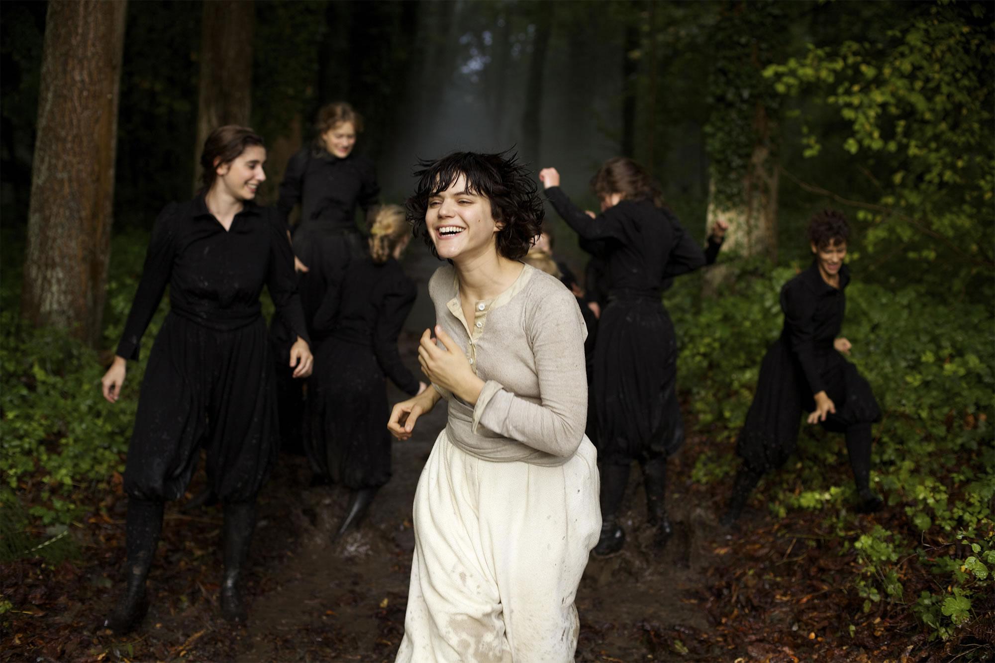 Stéphanie Sokolinski in The Dancer movie 2016