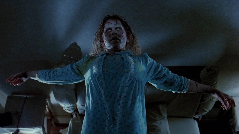 The Exorcist - levitation