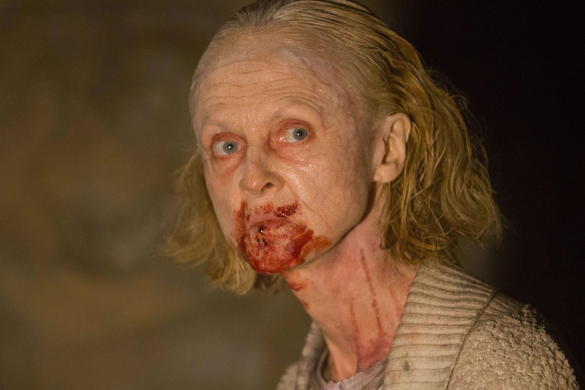 he Taking of Deborah Logan - Deborah, bloody face