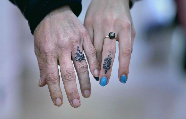 Mirko Sata Snake Tattoos