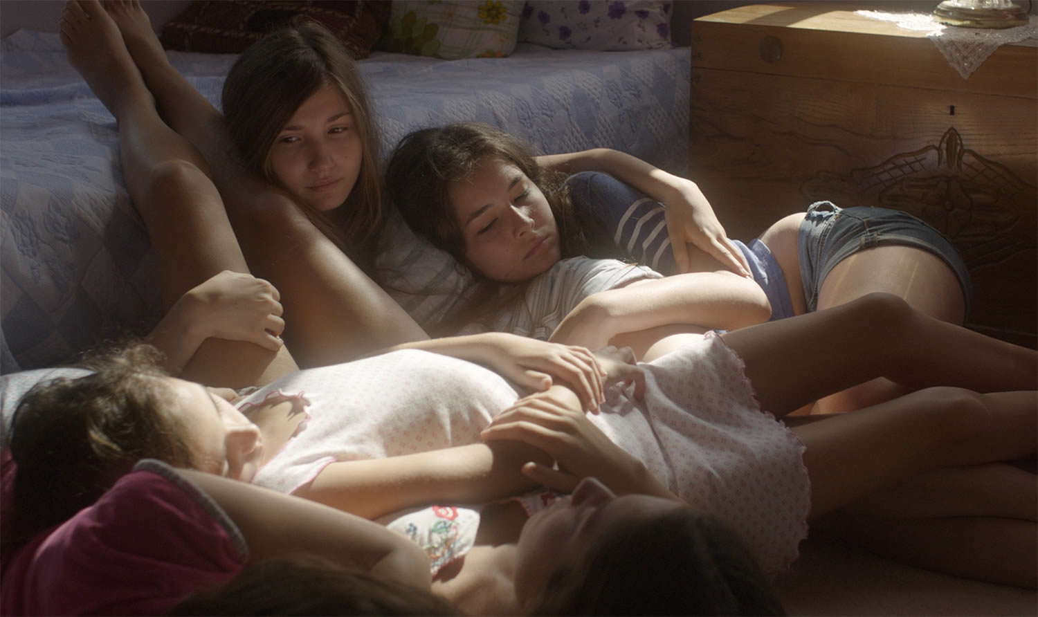 sisters in turkish movie, mustang (2015)