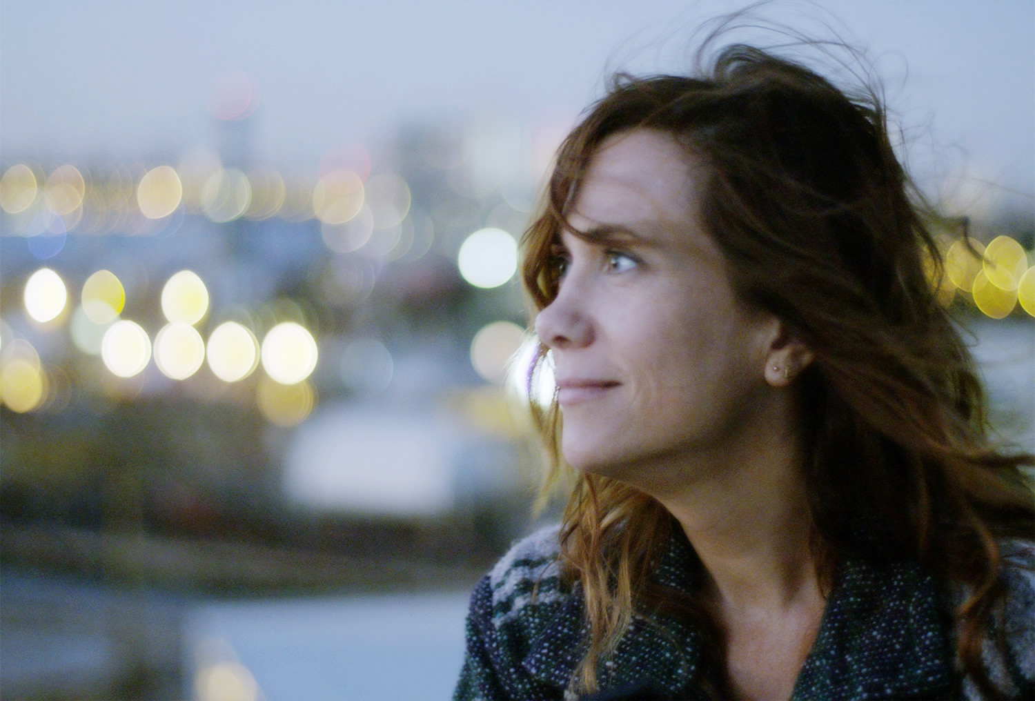 Kristen Wiig in nasty baby
