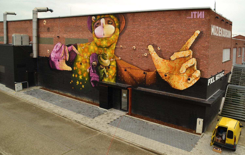 INTI - Belgium 2013