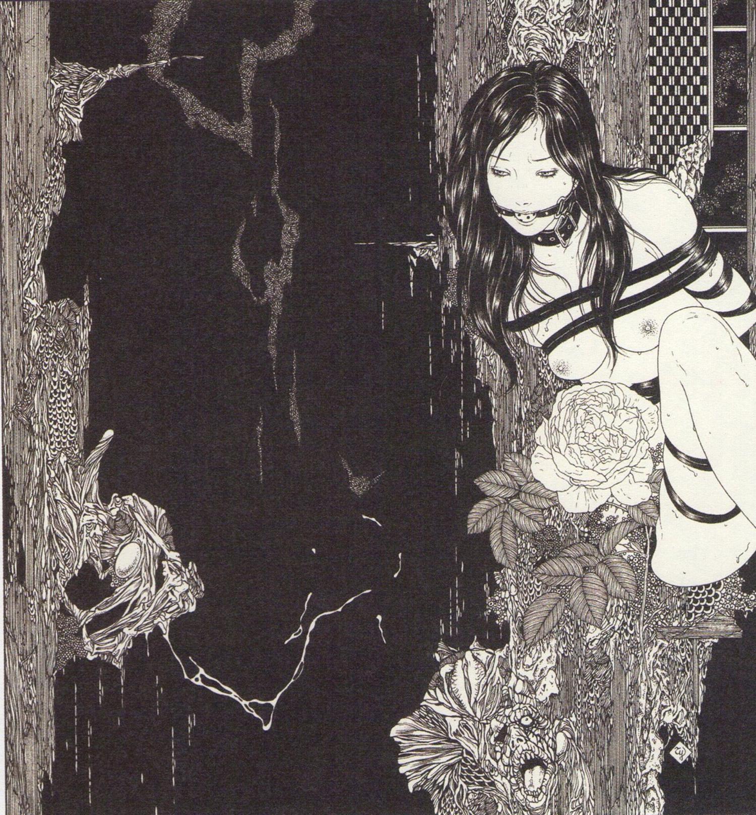 Takato Yamamoto - gothic bondage