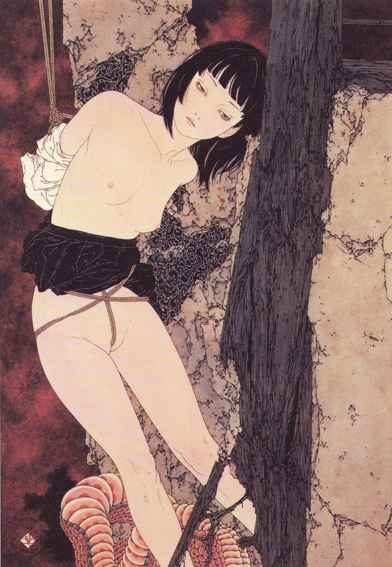 Takato Yamamoto - bondage