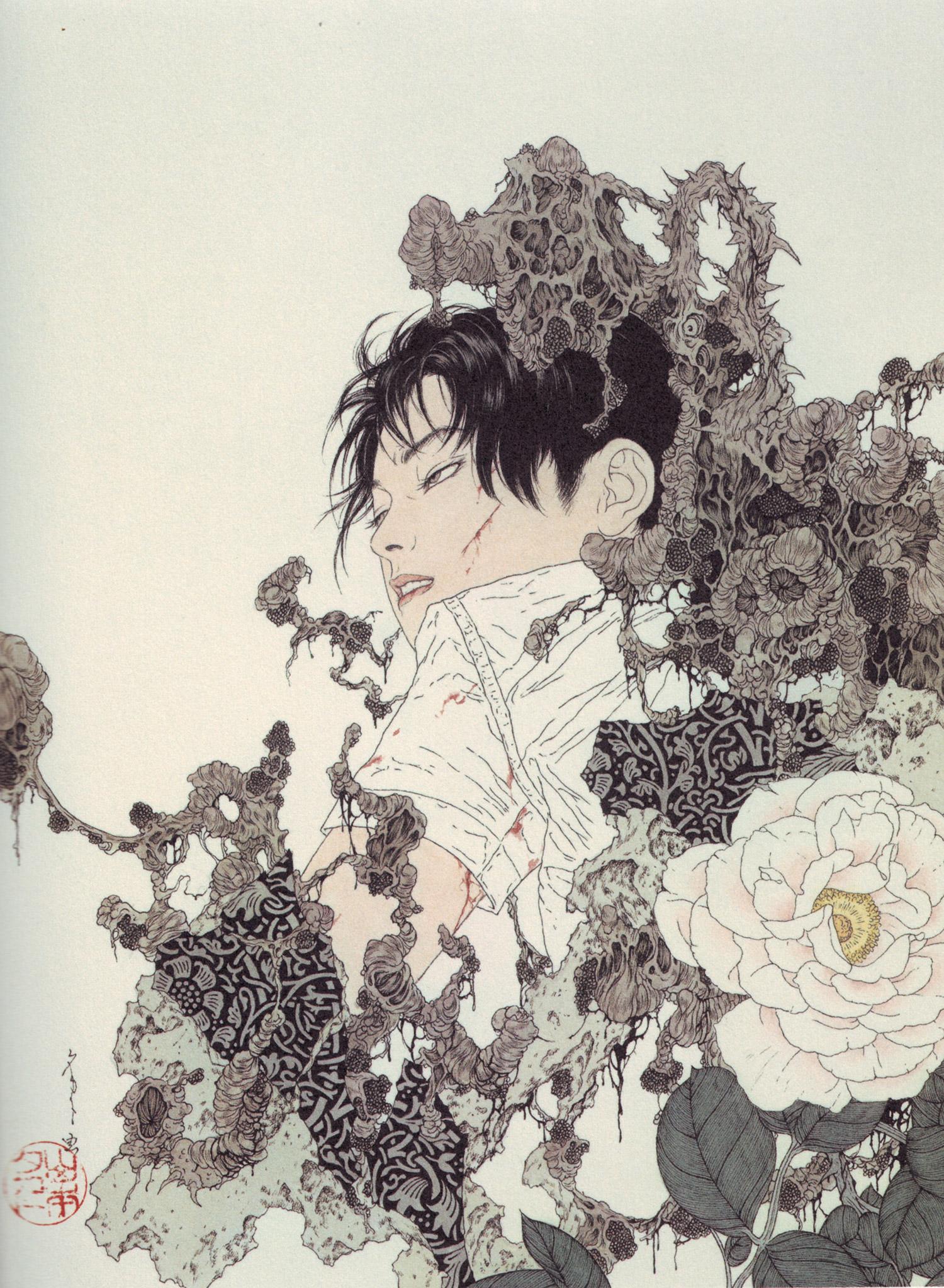 Takato Yamamoto - man