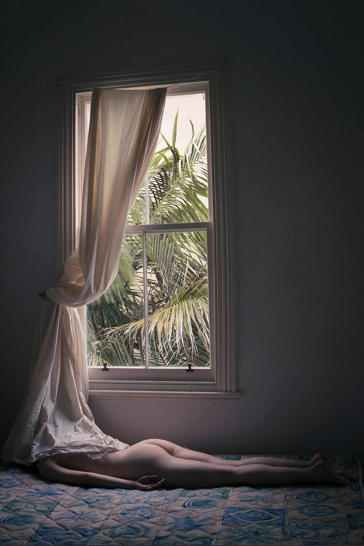 Brooke DiDonato, Quiet Places - by window