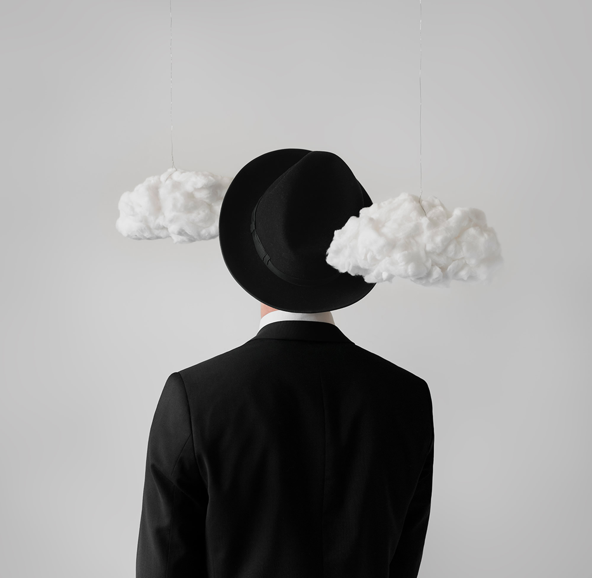 Photography Inspired by the Great Surrealist Rene Magritte