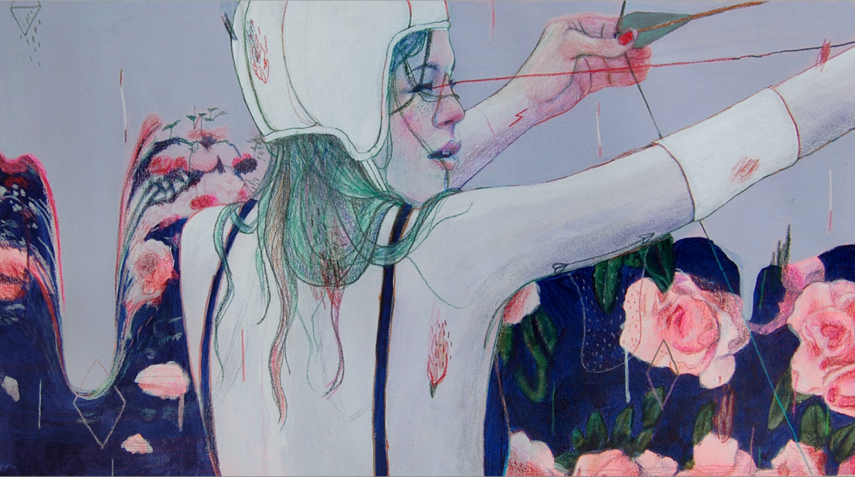 Alexandra Levasseur - Shooting Arrow