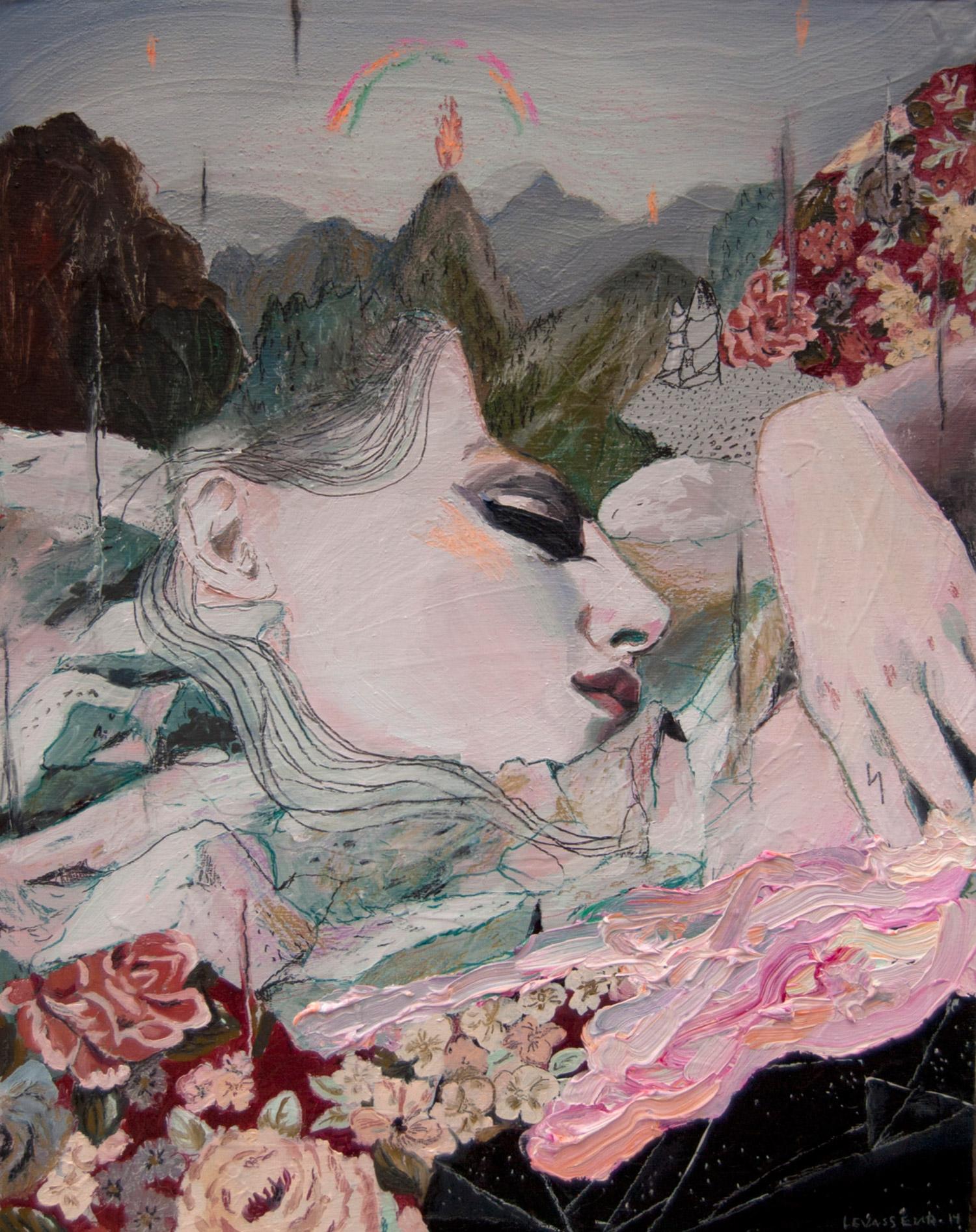 Alexandra Levasseur - Amorphous Landscape II
