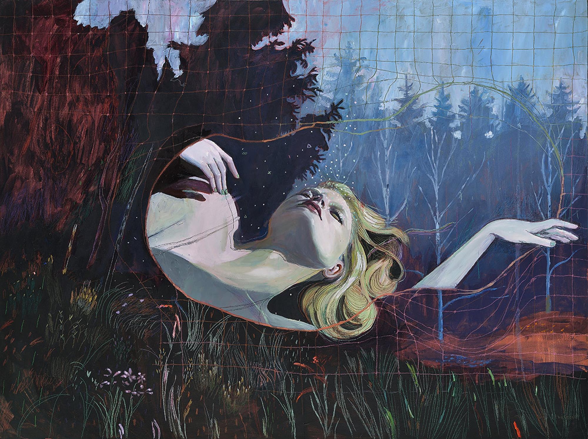 Alexandra Levasseur - Le passage, cover 2