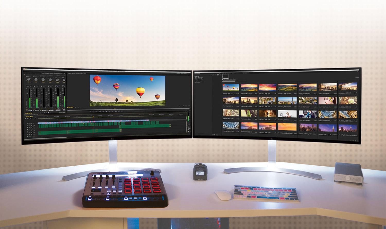 Brand new LG UltraWide monitor, 38UC99.