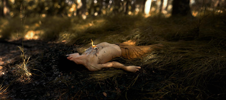 Masha Sardari - The Ashen Heart