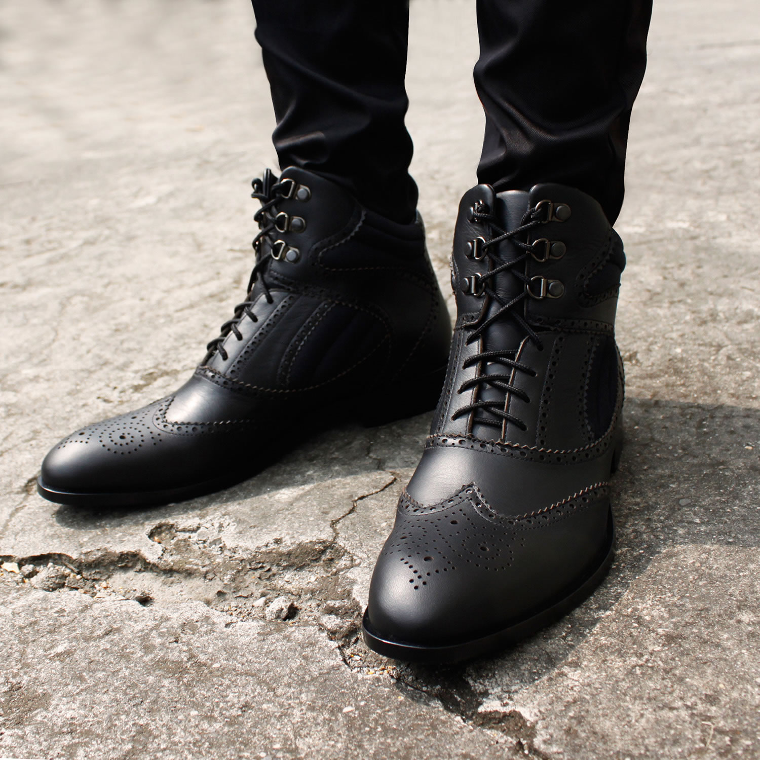 Winter Oxford Functional winter boot. by GIDER