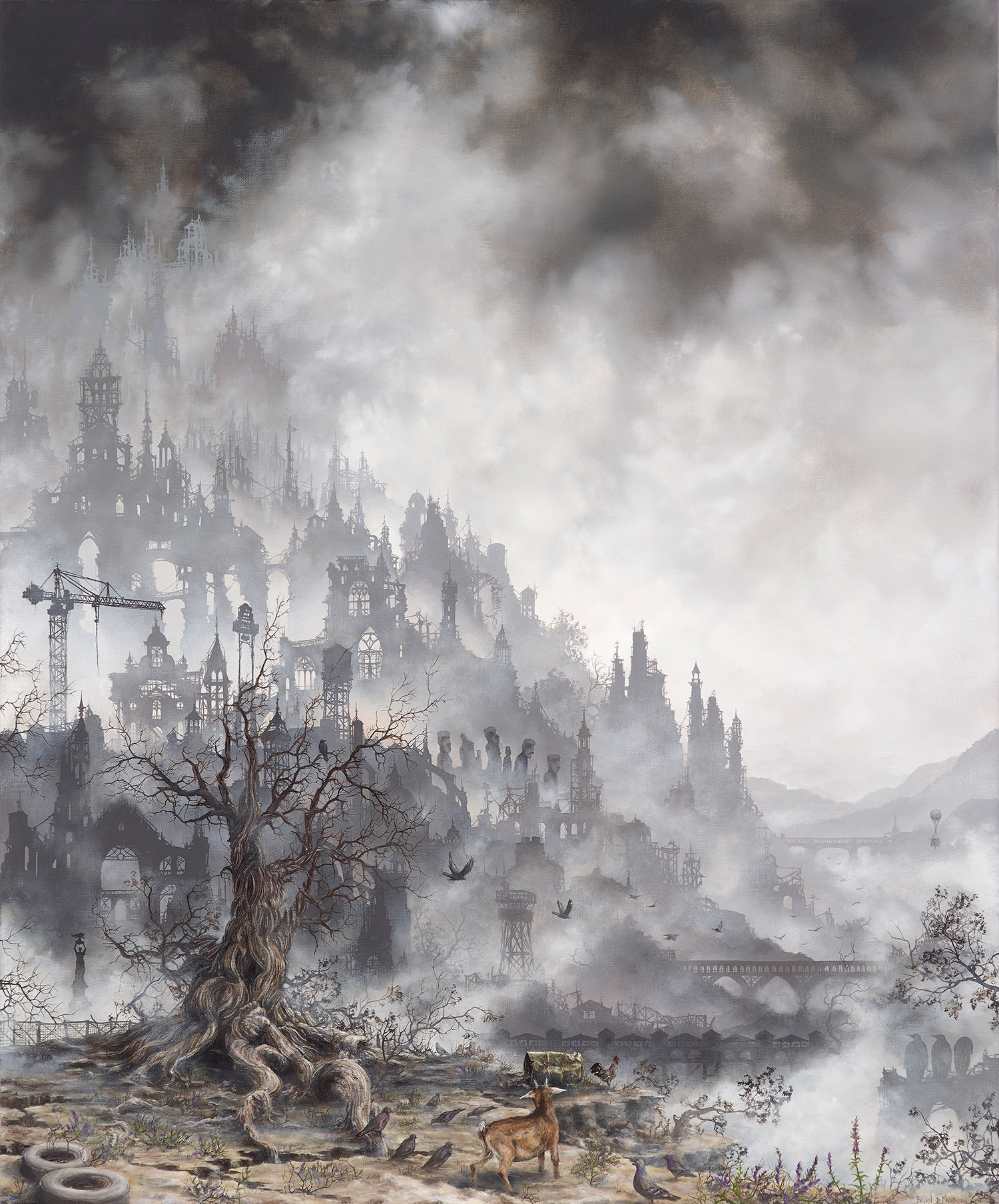 Brian Mashburn - A Wealth of Notions