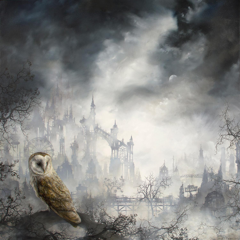 Brian Mashburn - Barn Owl