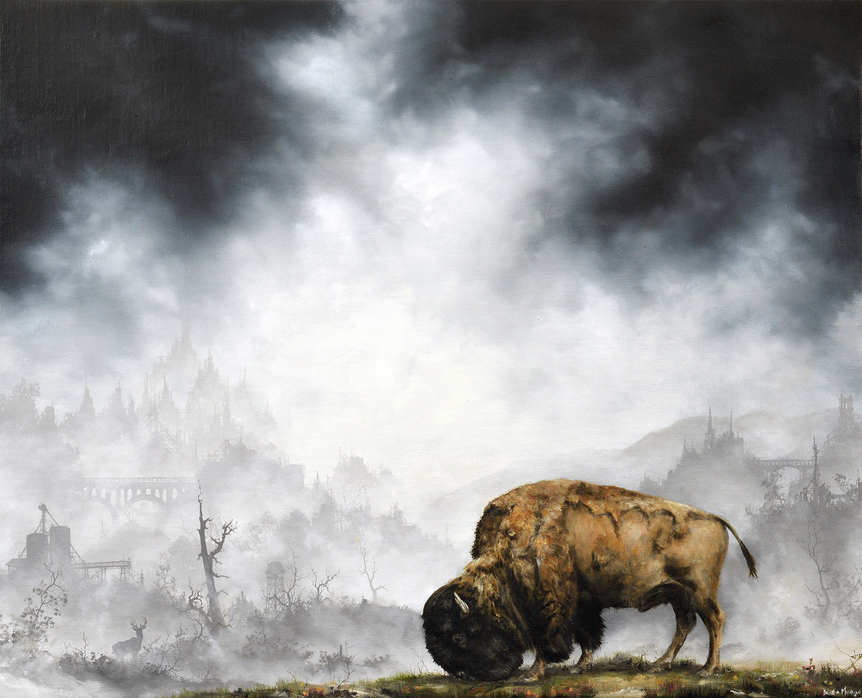Brian Mashburn - Bison
