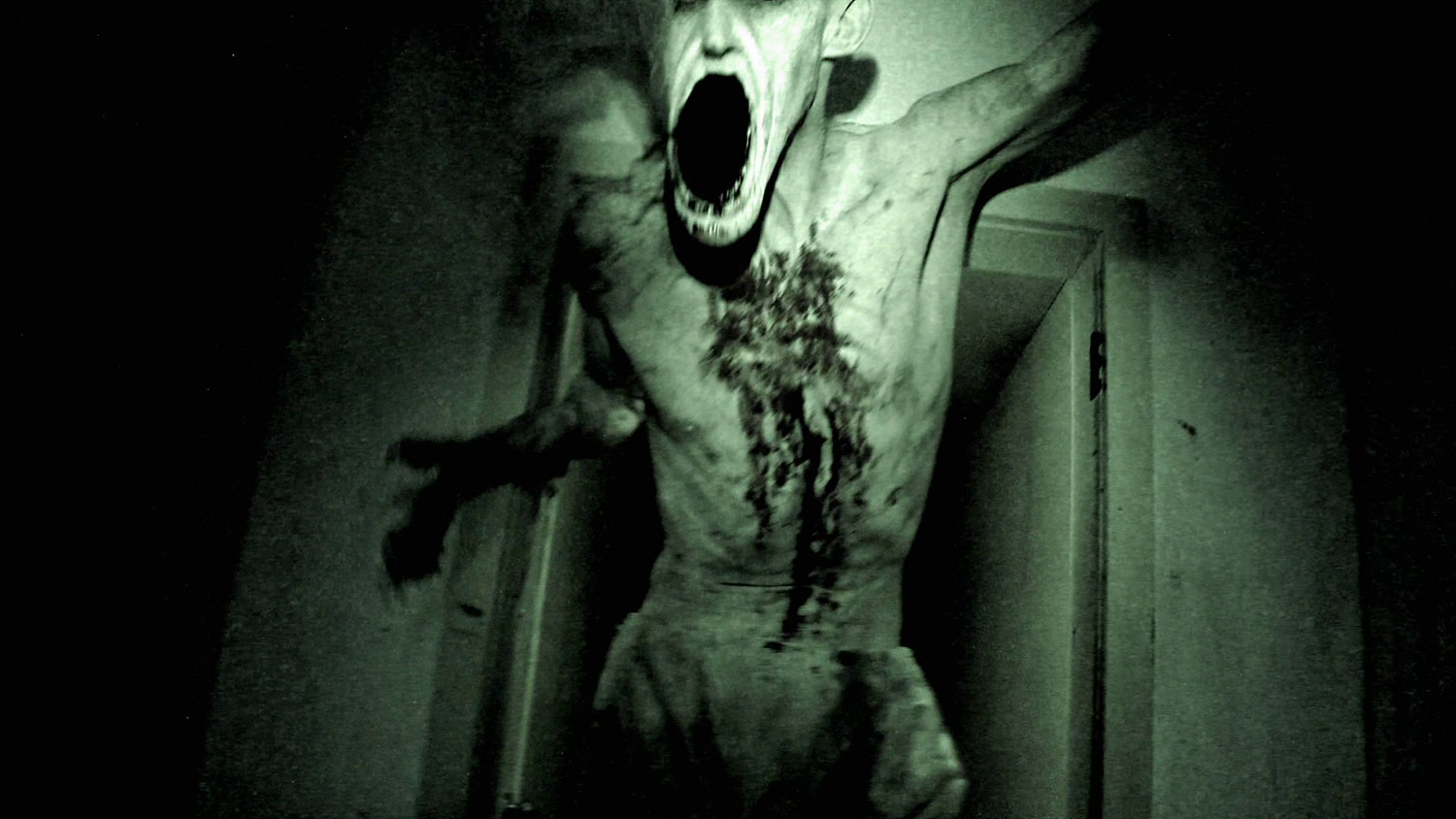 Canadian Horror Films - Grave Encounters, ghost