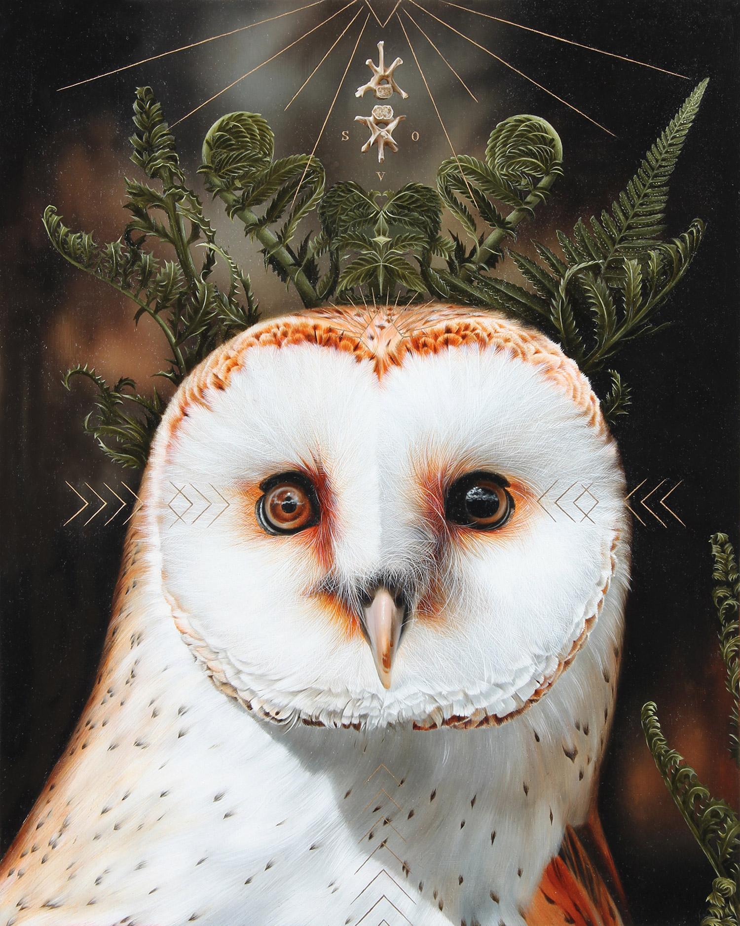 Josie Morway - owl