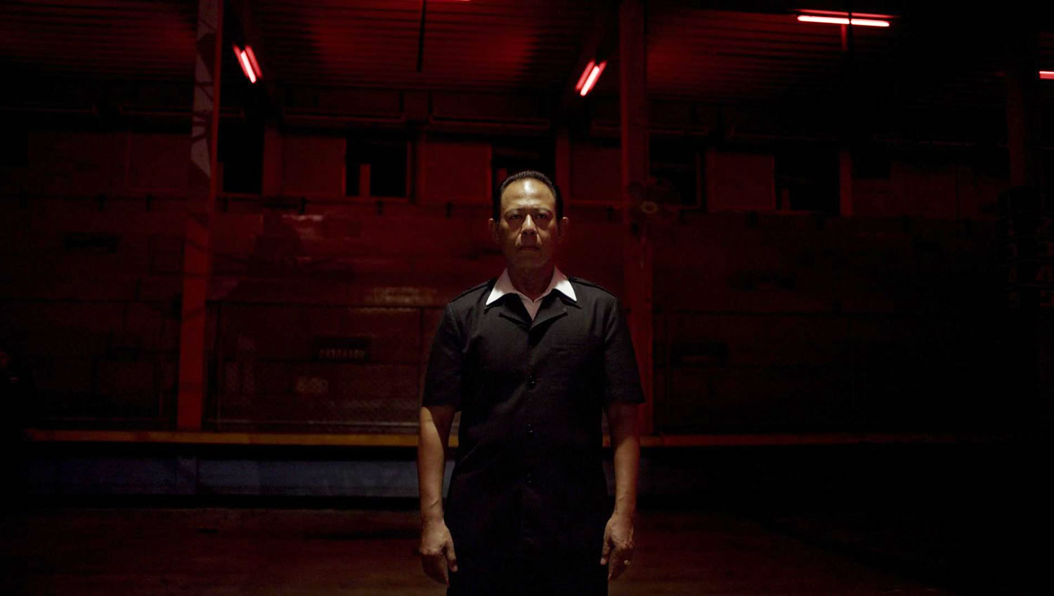 "Cheng in ""Only God Forgives."