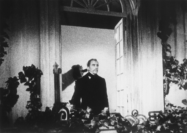 dracula in Cuadecuc, Vampir