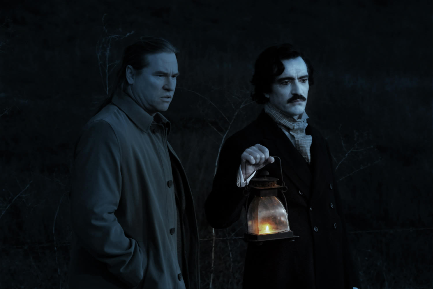 val kilmer and edgar allan poe in twixt